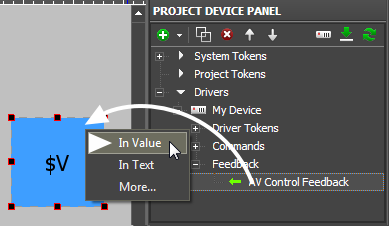 Editor project device panel send feedback in value.png